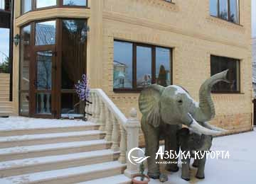 Гостевой Дом  ELEPHANT